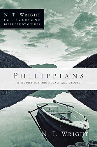 9780830821914: Philippians (N.T. Wright for Everyone Bible Study Guides)