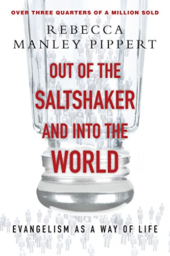 9780830822201: Out of the Saltshaker & Into the World: Evangelism as a Way of Life