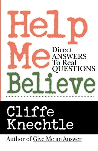 9780830822683: Help Me Believe : Direct Answers to Real Questions
