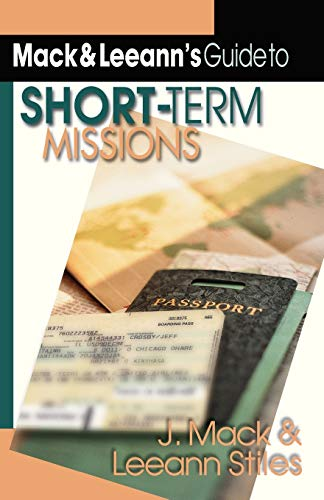 9780830822690: Mack & Leeann's Guide to Short-Term Missions