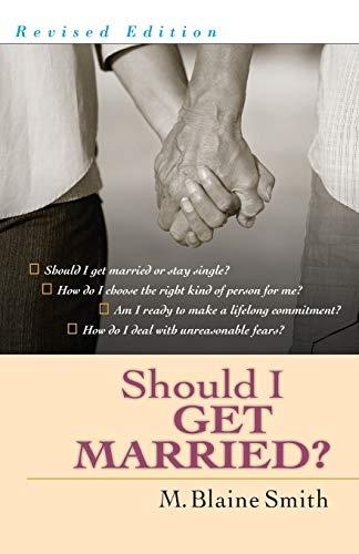 9780830822713: Should I Get Married?