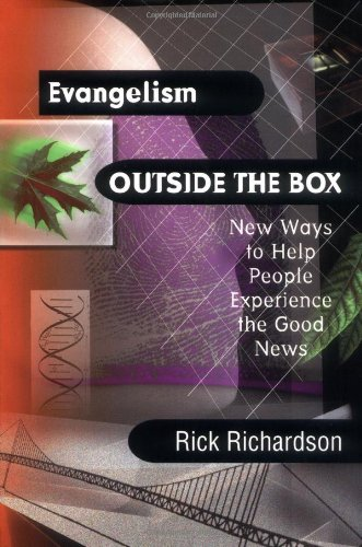 9780830822768: Evangelism Outside the Box: New Ways to Help People Experience the Good News