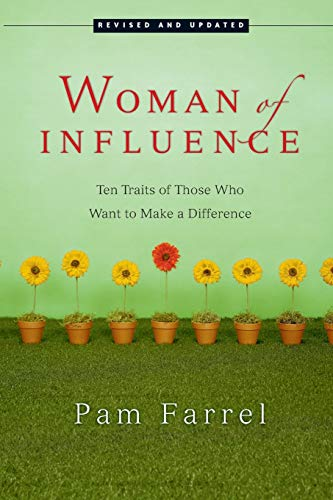 9780830823628: Woman of Influence: Ten Traits of Those Who Want to Make a Difference