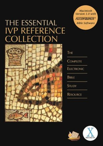 9780830824755: The Essential IVP Reference Collection: The Complete Electronic Bible Study Resource