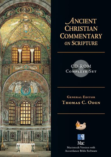 9780830824779: Ancient Christian Commentary on Scripture CD-ROM