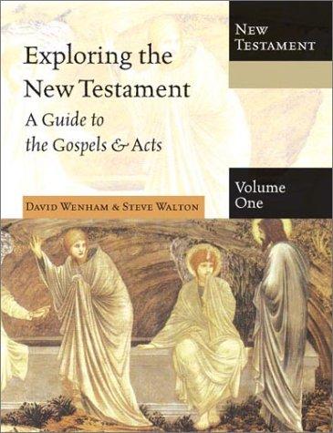 9780830825554: Exploring the New Testament