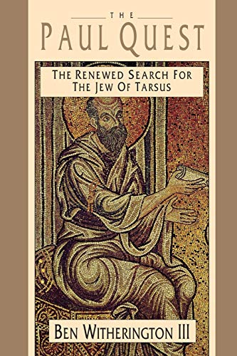 9780830826605: The Paul Quest: The Renewed Search for the Jew of Tarsus