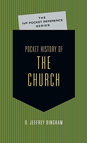 9780830827015: Pocket History of the Church (IVP Pocket Reference)