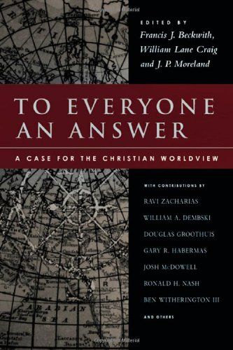 9780830827350: To Everyone an Answer: A Case for the Christian Worldview