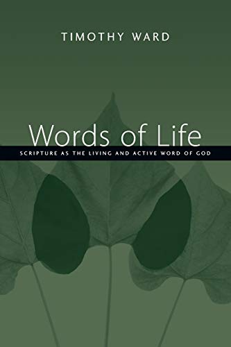 9780830827442: Words of Life: Scripture as the Living and Active Word of God
