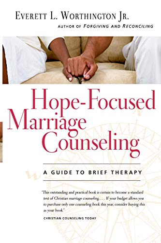 9780830827640: Hope-Focused Marriage Counseling: A Guide to Brief Therapy
