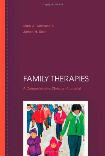 9780830828050: Family Therapies: A Comprehensive Christian Appraisal
