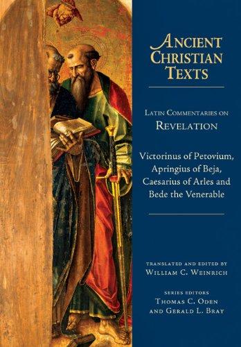Latin Commentaries on Revelation (Hardcover): Victorinus of Petovium