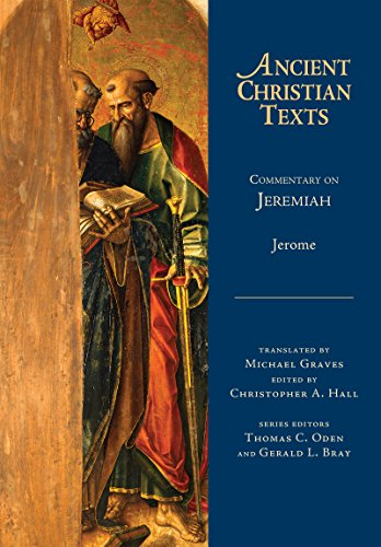 9780830829101: Commentary on Jeremiah (Ancient Christian Texts)