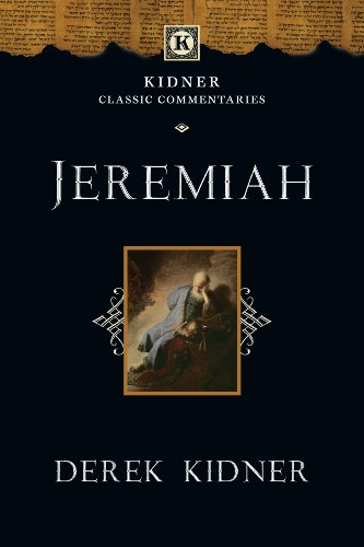 9780830829354: Jeremiah (Kidner Classic Commentaries)