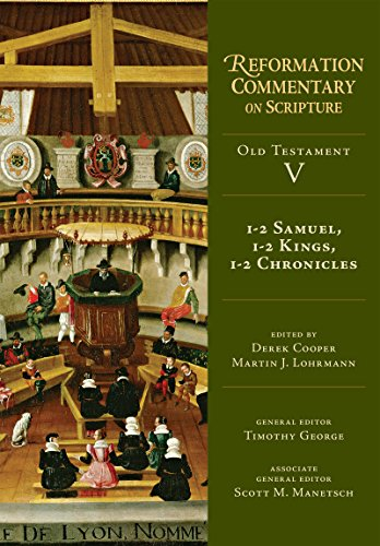 9780830829552: 1-2 Samuel, 1-2 Kings, 1-2 Chronicles (Reformation Commentary on Scripture: Old Testament)
