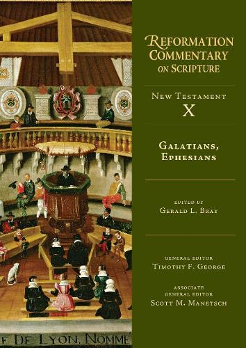 9780830829736: Galatians, Ephesians (Reformation Commentary on Scripture)