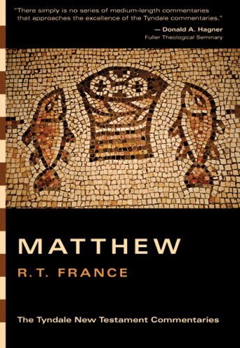 9780830829804: Matthew: An Introduction and Commentary (Tyndale New Testament Commentaries)