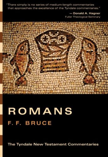 9780830829859: Romans: An Introduction and Commentary (Tyndale New Testament Commentaries)