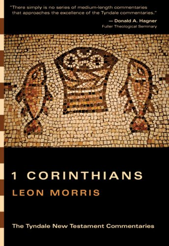 9780830829866: 1 Corinthians: An Introduction and Commentary (Tyndale New Testament Commentaries)