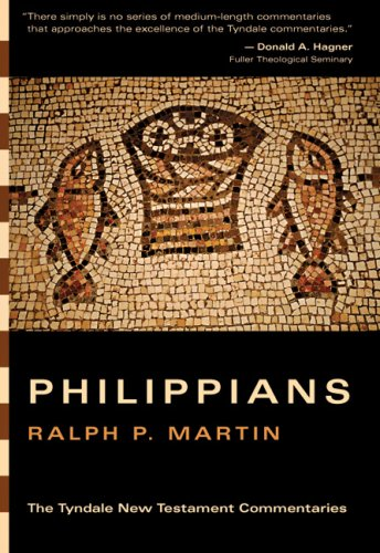 9780830829903: The Epistle of Paul to the Philippians (Tyndale New Testament Commentaries)