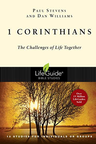 9780830830091: 1 Corinthians: The Challenges of Life Together (Lifeguide Bible Studies)