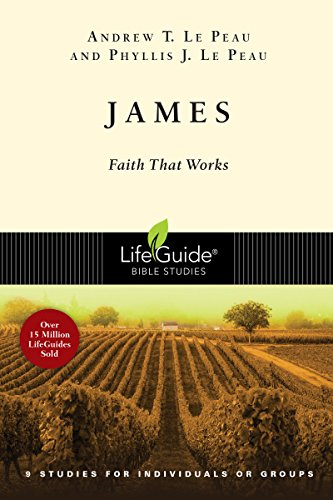 9780830830183: James: Faith That Works (Lifeguide Bible Studies)