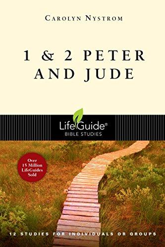 9780830830190: 1 & 2 Peter and Jude (Lifeguide Bible Studies)