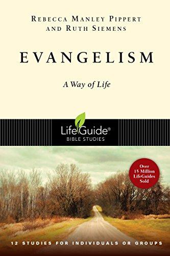 9780830830503: Evangelism: A Way of Life (Lifeguide Bible Studies)
