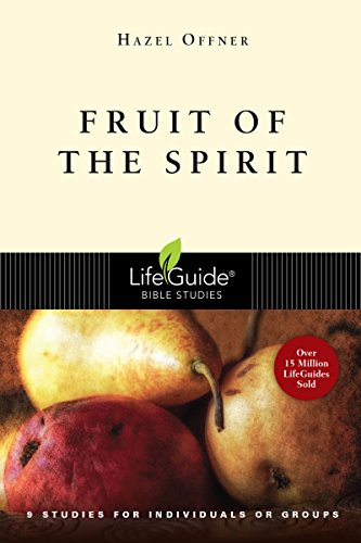 9780830830589: Fruit of the Spirit (Lifeguide Bible Studies)