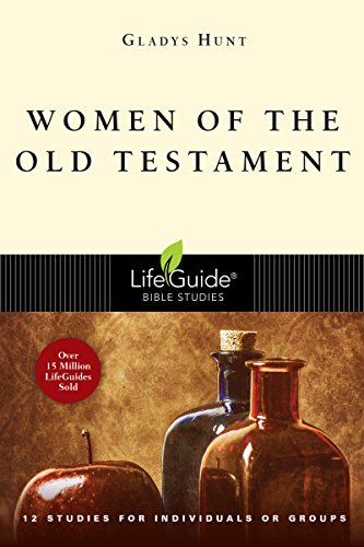 9780830830640: Women of the Old Testament (Lifeguide Bible Studies)
