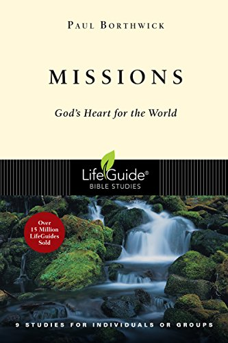 9780830830909: Missions: God's Heart for the World (Lifeguide Bible Studies)