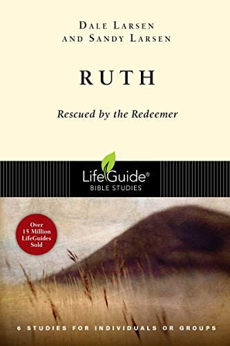 9780830831098: Ruth: Rescued by the Redeemer (Lifeguide Bible Study)
