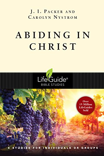 9780830831258: Abiding in Christ: 8 Studies for Individuals or Groups (A Lifeguide Bible Study)