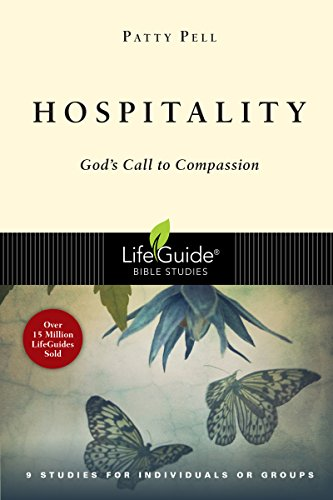 Hospitality: God s Call to Compassion; 9: Patty Pell