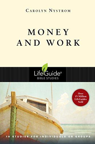 9780830831425: Money & Work (Lifeguide Bible Studies)
