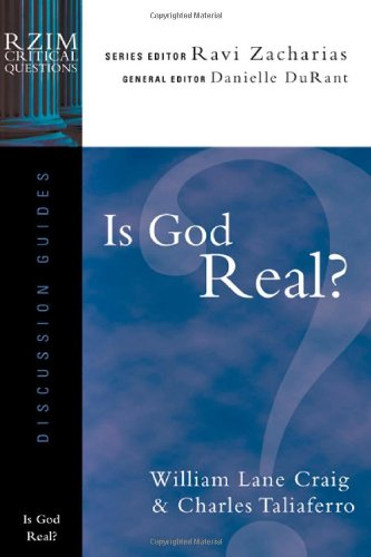 9780830831517: Is God Real? (Rzim Critical Questions Discussion Guides)