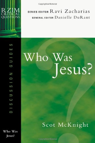 9780830831531: Who Was Jesus? (RZIM Critical Questions Discussion Guides)