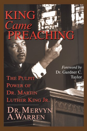 9780830832538: King Came Preaching: The Pulpit Power of Dr. Martin Luther King Jr.