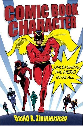 9780830832606: Comic Book Character