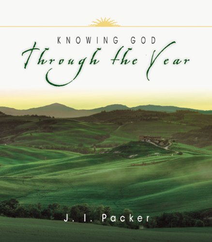 9780830832927: Knowing God Through the Year (Through the Year Devotionals)