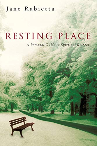 9780830833368: Resting Place: A Personal Guide to Spiritual Retreats