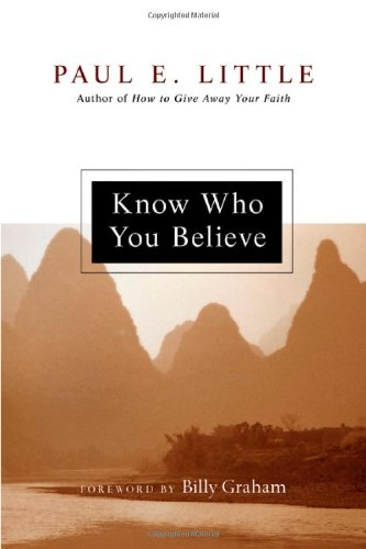 9780830834242: Know Who You Believe