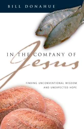 9780830834730: In the Company of Jesus: Finding Unconventional Wisdom and Unexpected Hope