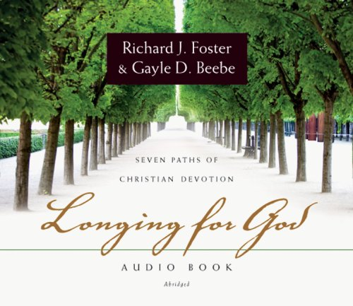 9780830835263: Longing for God Audio Book: Seven Paths of Christian Devotion