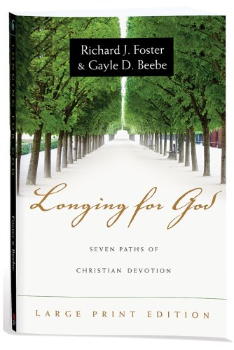 9780830835270: Longing for God: Seven Paths of Christian Devotion