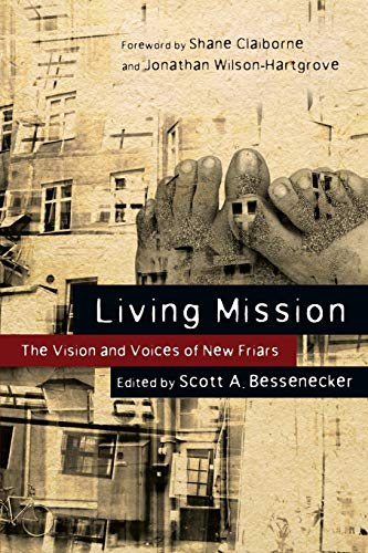9780830836338: Living Mission: The Vision and Voices of New Friars
