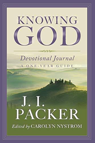 9780830837397: Knowing God Devotional Journal