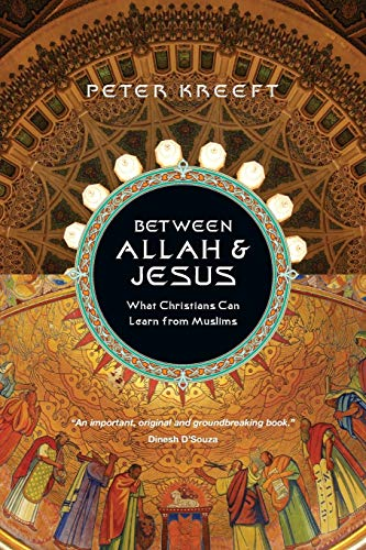 9780830837465: Between Allah & Jesus: What Christians Can Learn from Muslims