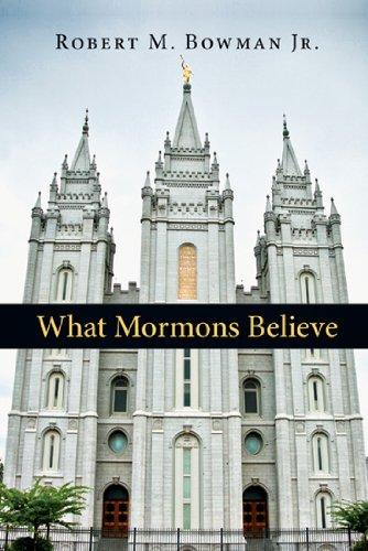 9780830837700: What Mormons Believe